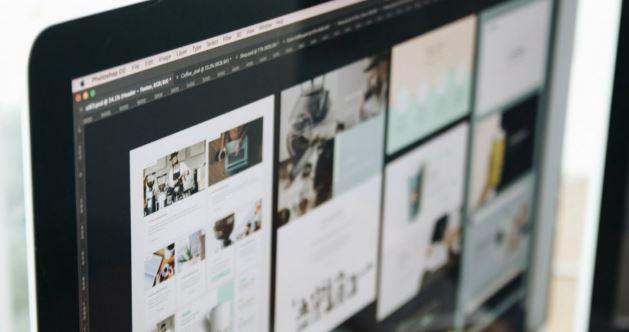 minimal σχεδιασμός ιστοσελίδων